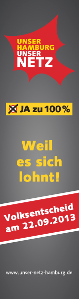 Unser Hamburg – Unser Netz: Weil es sich lohnt!
